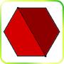 Разрезаем шестиугольник